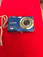 Fujifilm FinePix AX250 14.0 MP Digital Camera - Blue