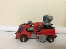 Transformers Inferno Power Primes Voyager Class Fire Truck Robot Decepticon Fig