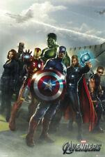 "Marvel ""The Avengers"" 2012 Movie Film 24"" x 36"" Poster Print - NEW!"
