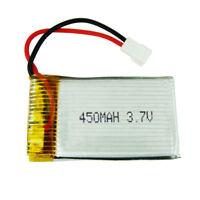 BATERÍA LiPo 3.7V 450mAh 20C Syma X5 X5C X5SC X5SW X6SW UDI U27 U841 RC 51005