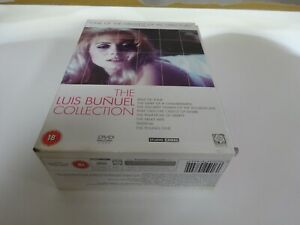 The Luis Bunuel Collection  DVD  Free post