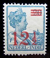 N-I NVPH 171 Hulpuitgifte 1930 Opdruk in Rood prachtig ongebruikt CW 1,-