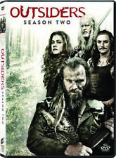 Outsiders: Season 2 Complete Second (DVD) NEW Factory Sealed, Free Shipping