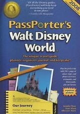 PassPorter's Walt Disney World 2008: The Unique Travel Guide, Planner, Organizer