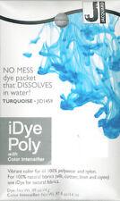 IDye Poly  Turquoise 459  zum Färben von Polyester und Nylon, Polyester Farbe