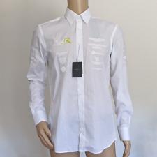 Aston Martin Racing AMR Hackett London Tailored Shirt with Sponsors White