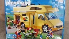 Playmobil family vacation Camper RV motorhome 3647 brand NEW never open TOY