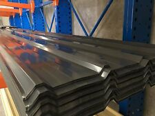 Corrugated Roofing & Fencing Iron Sheets Dark Grey  $8.00 L/M