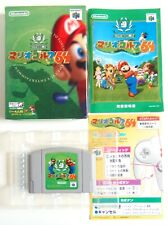 MARIO GOLF 64 Nintendo 64 N64 Japan