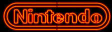 New Red Nintendo Bar Pub Neon Light Sign 32""