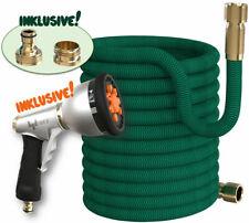 IBEX Gartenschlauch Deluxe Flexibler Wasserschlauch dehnbar Flexischlauch Wonder