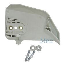 Clutch Sprocket Cover W/ Bar Nuts Screws Set For Stihl 023 025 MS170 MS180 Saws