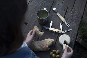 Pretty Useful Tools - Cheese & Wine Multi -Tool - Brand New in Presentation Box