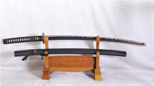 Katana Japanese Samurai Sword 1060 Carbon Steel Full Tang Sharp