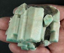 Amazonite w/ Smoky Quartz - Colorado