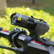 3000LM Q5 LED Bike Bicycle Waterproof Head Light Lamp Zoomable Torch Flashlight