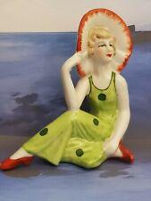 More details for an art deco 1920's style  porcelain