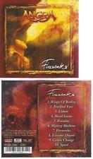 CD--ANGRA -- -- FIREWORKS