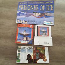 Call of Cthulhu: Prisoner of Ice, Infogrames, PC Big Box, CD-ROM