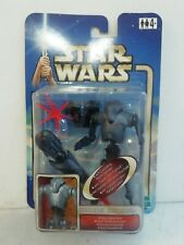 Star Wars Attack of The Clones Super Battle Droid Figure