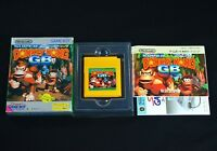Complete Donkey Kong Country Nintendo Game Boy Color 2000 Japanese Version
