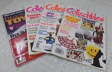 Collectibles Flea Market Finds Magazine Lot  Fall '97 & '96 Summer '97 Toy 4/94