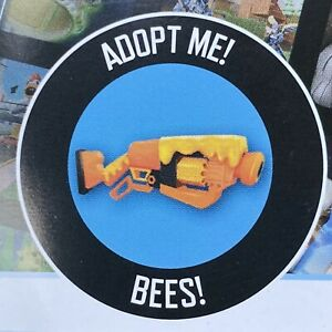 NERF Roblox Adopt Me! Bees! Blaster CODE Only