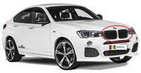 BMW NEW GENUINE X4 SERIES 2014 2017 F26 FRONT SET OF KIDNEY GRILLES LEFT RIGHT