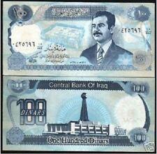 Iraq 100 Dinar 1994 (UNC) 全新 伊拉克 100第纳尔纸币