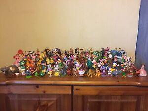 Disney Film Character Toy Figures Large Bundle Job Lot