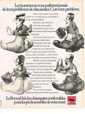 PUBLICITE  1971   LA BONNAL  chaussettes