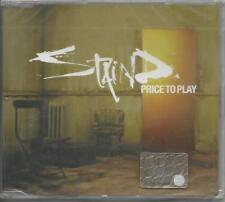 STAIND - Price to play - CDs SINGOLO 2003 SIGILLATO SEALED 4 TRACKS