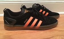 Adidas x Palace Pro Core Black Orange Gum size 12 AQ5148
