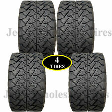 4) 22x10.00-14 22x10-14 22/10-14 Mini Truck TIREs Timber Wolf All Terrain 4ply