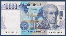 BILLET de BANQUE.ITALIE.10 000 LIRE Pick n° 112.a du 3-9-1984 en SUP PA 132657 L