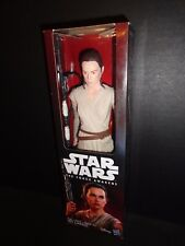 STAR WARS THE FORCE AWAKENS REY (JAKKU) ACTION FIGURE 12 INCH  NEW