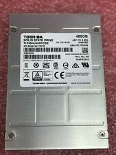 "*TESTED* Toshiba THNSNJ480PCSZ  480gb 6gb/s 2.5"" 7mm SATA SSD"