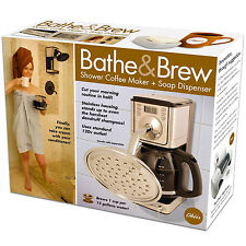 Novelty Bathe And Brew Fun Birthday Party Christmas Gag Prank Gift Box