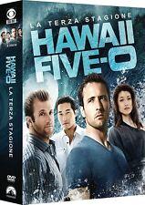 Dvd HAWAII FIVE-0 FIVE- O *** Stagione 03 - (Box 6 Dischi) *** ......NUOVO