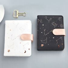Star Sky Office School Notebook Journals Vintage Writing Book Diaries Planner