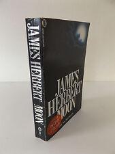 1996 MOON by James Herbert No.1 BestSeller Paperback Ed. HORROR Terror