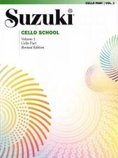 SUZUKI CELLO SCHOOL Vol 1 Cello Part Revised*