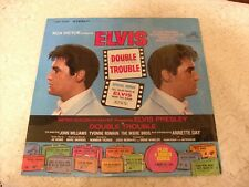 ELVIS PRESLEY ~ DOUBLE TROUBLE ~ 1967 RCA LSP-3787 ~ IN SHRINK W/BONUS PHOTO