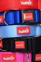 2 YEAR GUARANTEE RUFF RUFF Neoprene Padded 4 6 Foot Dog Lead or Collar Pink more