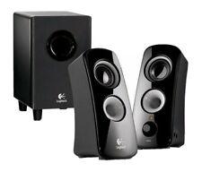 Black Logitech Speaker System Z323 2.1 NEW!!