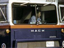 1960s Super 8 Film Home Movie - USPS MACK TRUCK LOADING, San Diego + SALTON SEA
