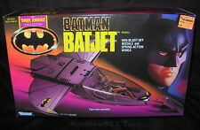 BATMAN BATJET 1990 The Dark Knight Collection Kenner Mint in Factory Sealed Box