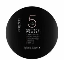 Catrice Setting Powder 5 in 1 Fixing Mattifying Waterproof Sweat-proof SPF 10