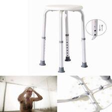 Duschstuhl rund Badhocker Badehocker Duschhocker bis 150 kg Sitzfläche 32 cm