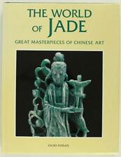 HB Book THE WORLD OF JADE Great Masterpieces of Chinese Art by Gildo Fossati